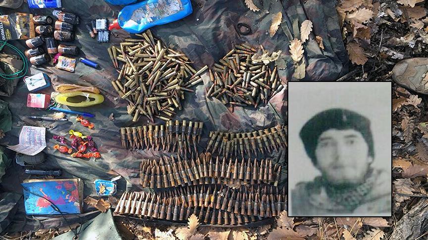 Terör örgütü MKP'nin sözde bölge sorumlusu öldürüldü
