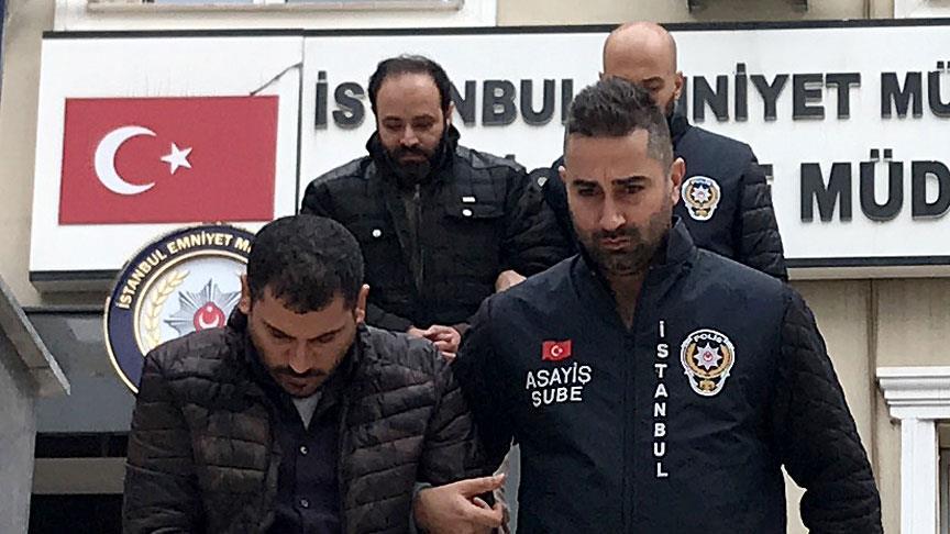 Döviz bürosu çalışanının gasp senaryosu polise takıldı