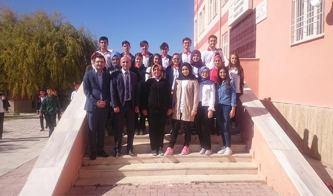 Konya Haber:  Konya'da Kigal Erasmus Projesi kabul edildi
