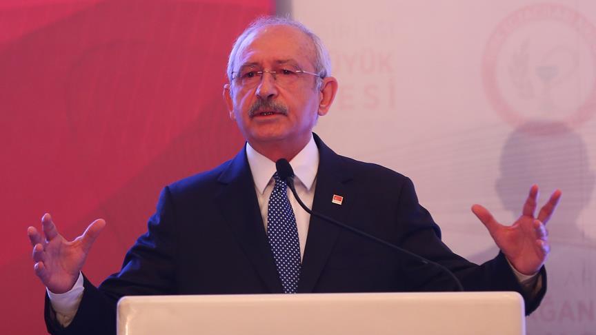 CHP Genel Başkanı Kılıçdaroğlu: 2019 Türkiye için bir çıkış noktasıdır