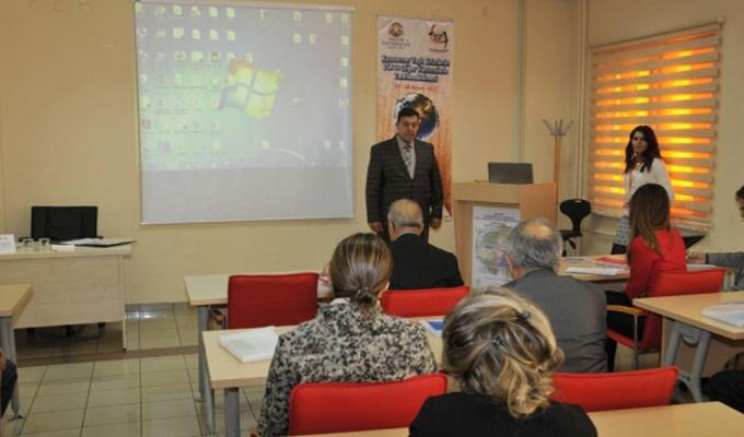 Konya Haber:  Konya Selçuk'ta Kuvaterner Yaşlı Birimlerin Tarihlendirilmesi Çalıştayı