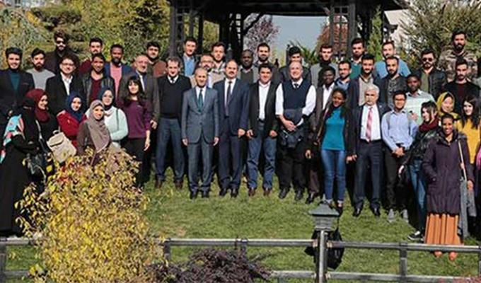 Konya Haber:  Konya'da uluslararası tarım şehirleri öğrenciler buluşması yapıldı