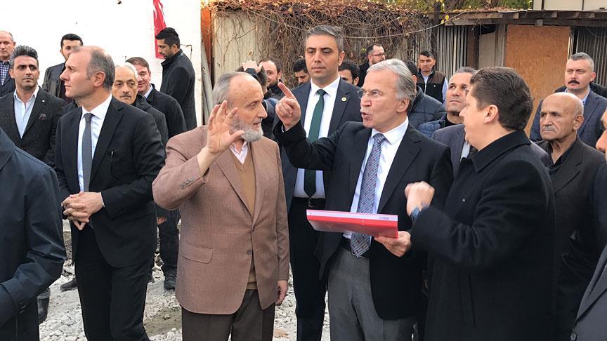 Eski TBMM Başkanı Şahin'den seçim barajı açıklaması