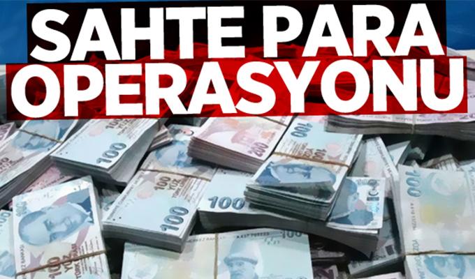 Konya Haber:  Konya Ilgın'da sahte para operasyonu