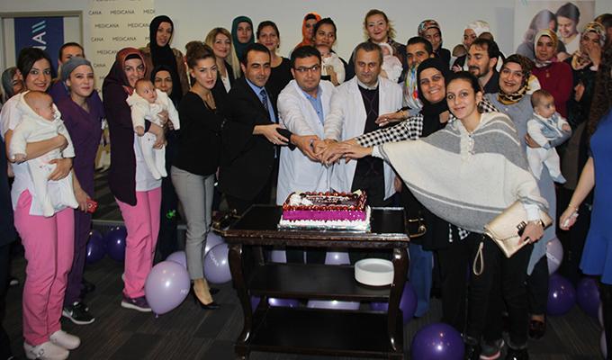 Konya Haber:  Türkiye'de yılda 140-150 bin arası prematüre bebek doğuyor