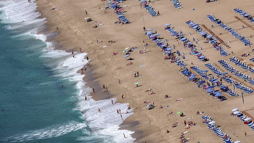 Akdeniz ülkelerine yabancı ziyaretçi artıyor