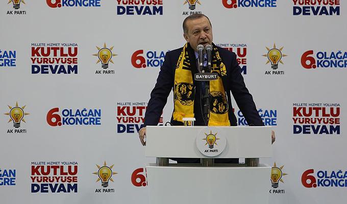 Cumhurbaşkanı Erdoğan: Ortak değerlerimizin sömürülmesine sessiz kalmayacağız