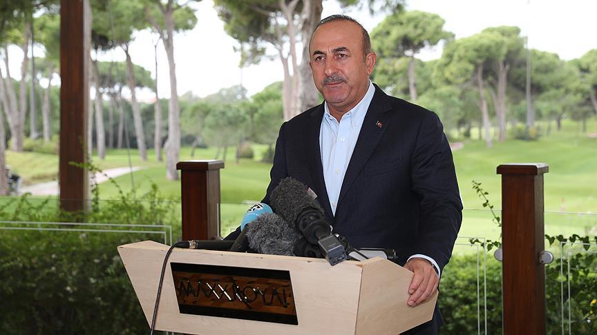 Dışişleri Bakanı Çavuşoğlu: PYD, YPG konusunda hassasiyetimiz ortadadır