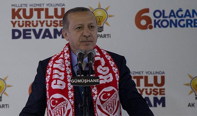 Cumhurbaşkanı Erdoğan: Ülkemizle ilgili yapılan hesapları paçavraya çevireceğiz