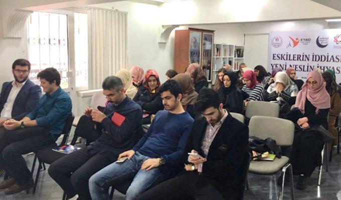 En Yeni Haber Konya:  Konya'da Erdemli Yöneticiler Akademisi'nin Açılış Programı