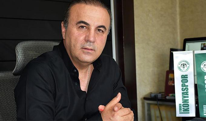Konya Haber:  Konyaspor Kulübü Başkan Yardımcısı Baydar: Marsilya'yı yenecek güce sahibiz