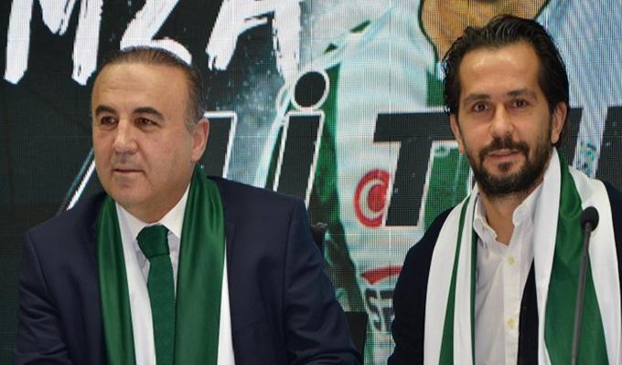 Konya Haber:  Ali Turan: