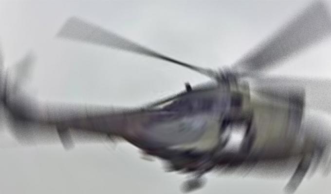 ABD'de askeri eğitim uçağı düştü:1 ölü