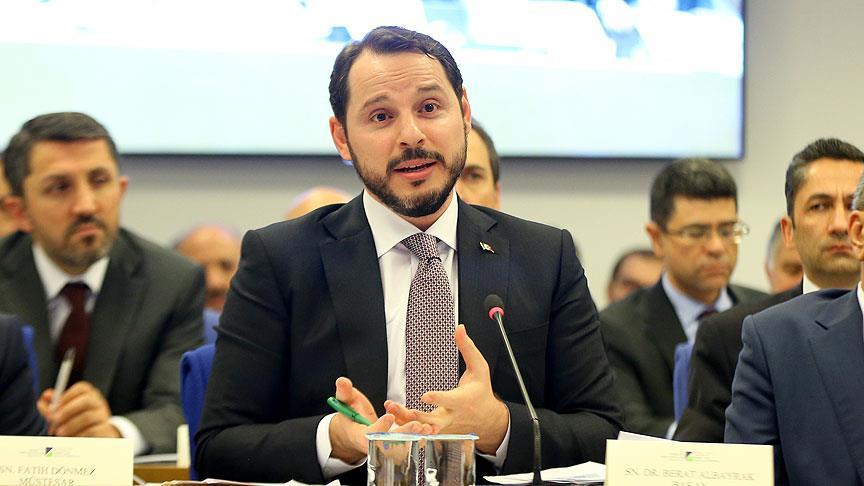 Enerji ve Tabii Kaynaklar Bakanı Albayrak:Türkiye doğalgazda en ucuz ülke