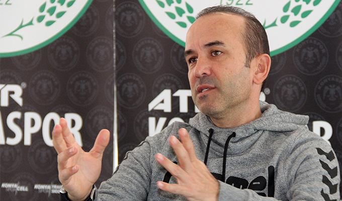Konya Haber:  Mehmet Özdilek'ten transfer eleştirisi