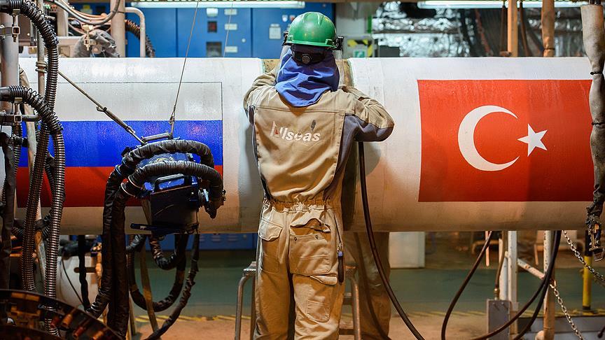 TürkAkım ekonomiye 546 milyon dolar katkı sağlayacak