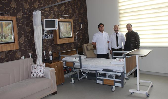 Konya Haber:  Konya Karapınar'da palyatif bakım merkezi açılacak