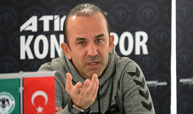 Konya Spor:  Atiker Konyaspor-Olympique Marsilya maçına doğru