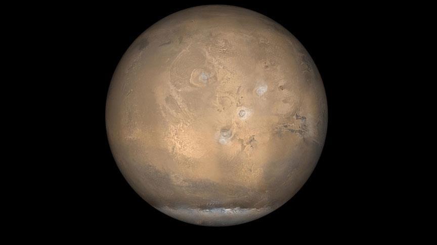 Mars'taki çizgilerin gizemi çözüldü