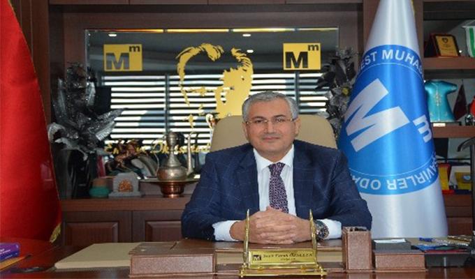 """Konya Haber: Konya SMMMO Başkanı Özselek: """"Konya yerli otomobil üretimi için ideal şehir"""""""