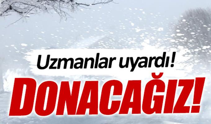 Konya Haber:  Konya'da Don Uyarısı Dikkat