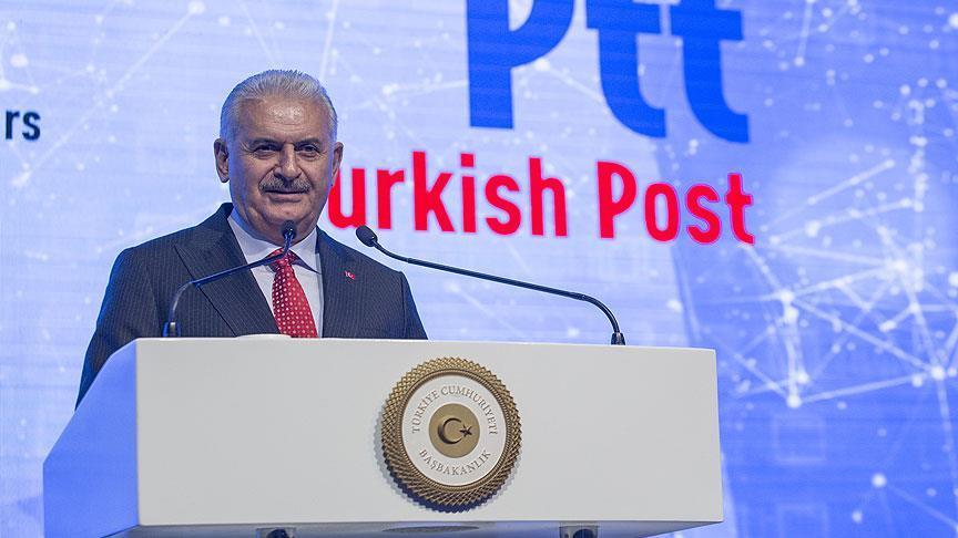 Başbakan Yıldırım: E-ticarette 2023 hedefimiz 350 milyar Türk Lirasıdır