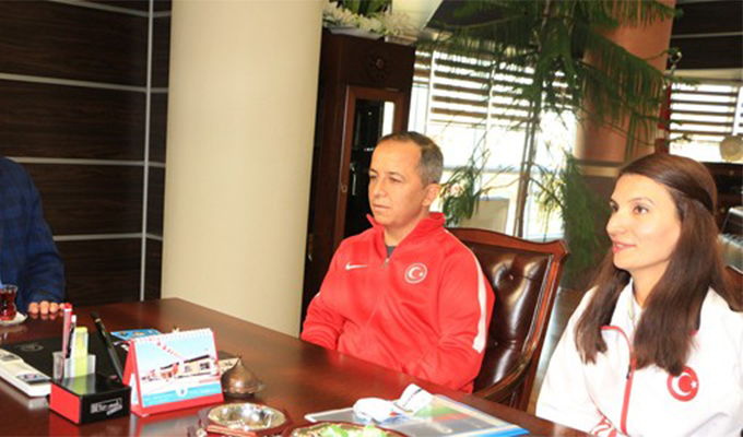 Konya Haber:  Tekvandoya 30'unda başladı dünya şampiyonu oldu