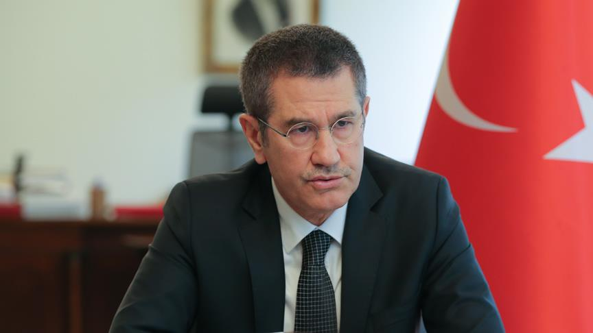 Milli Savunma Bakanı Nurettin Canikli: PKK/PYD/YPG'nin olduğu her yer Türkiye için hedeftir