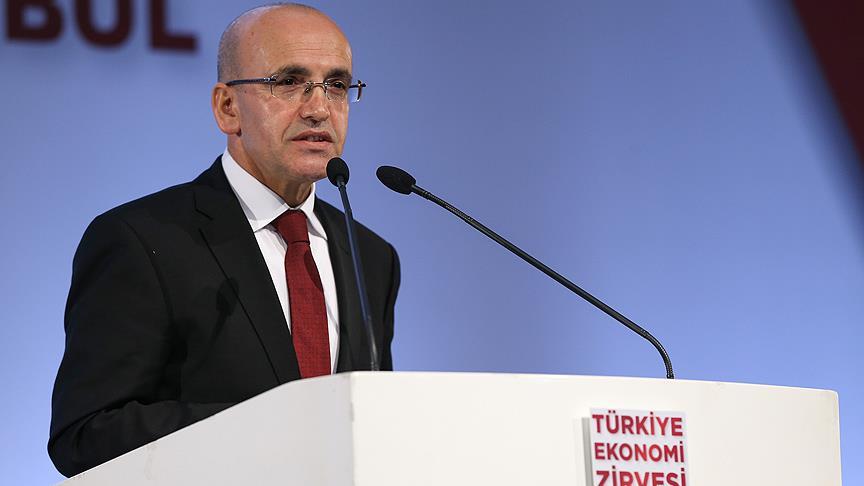 Başbakan Yardımcısı Şimşek: Bugünkü piyasa iniş çıkışları geçicidir