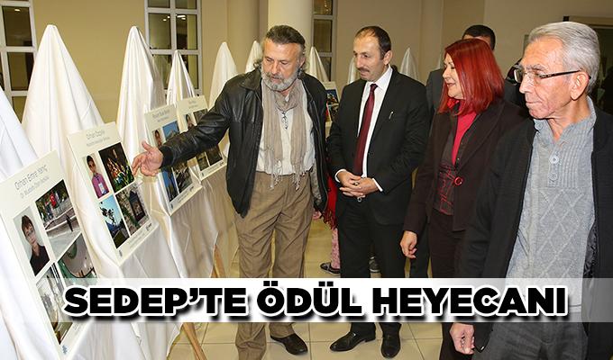 Konya Haber:  SEDEP'te ödül heyecanı