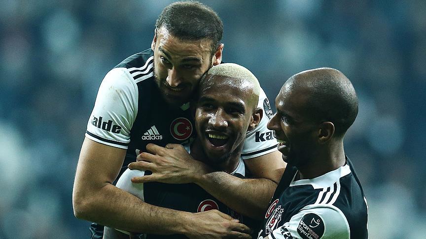 Beşiktaş'ın 'üç silahşörü'