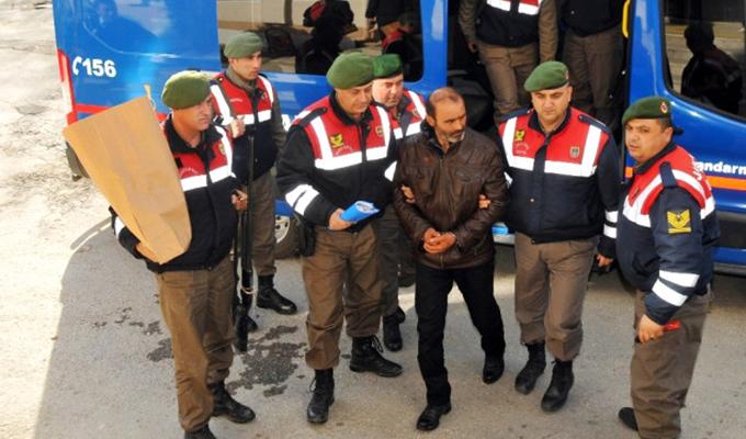 Konya Haber:  Konya'da hayvan otlatma yeri cinayetinin zanlısı adliyeye sevk edildi