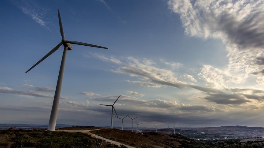 'İzmir rüzgar enerjisinin başkenti oldu'