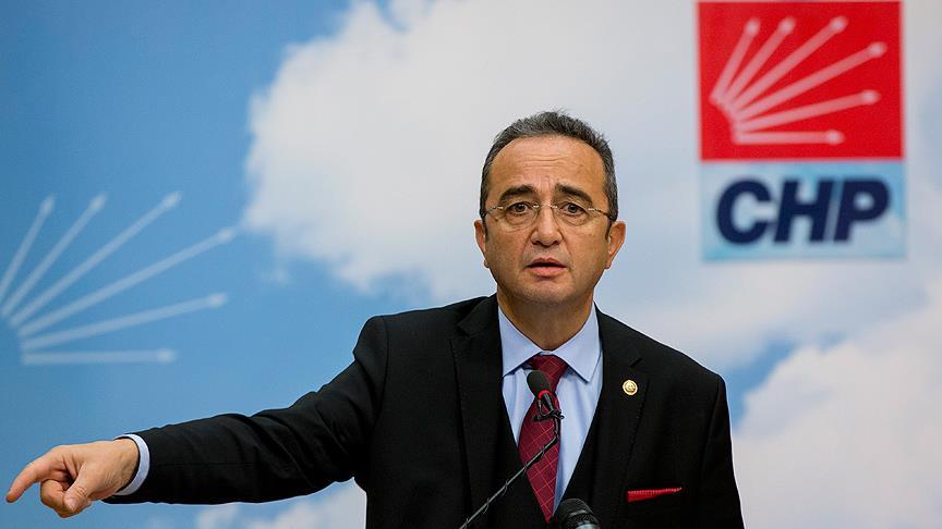Genel Başkan Yardımcısı Tezcan: YSK teklifinin revize edilmesinde yarar var