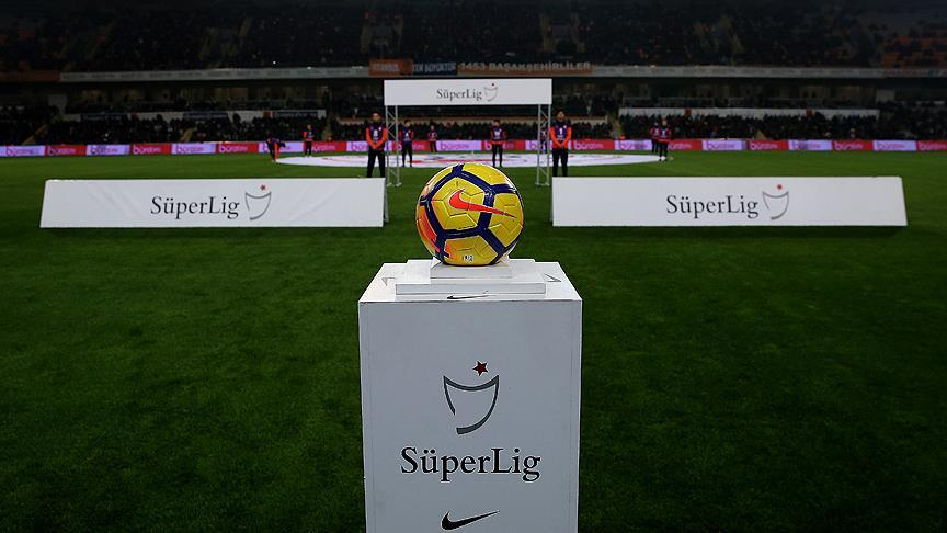 Süper Lig'de 13. hafta heyecanı