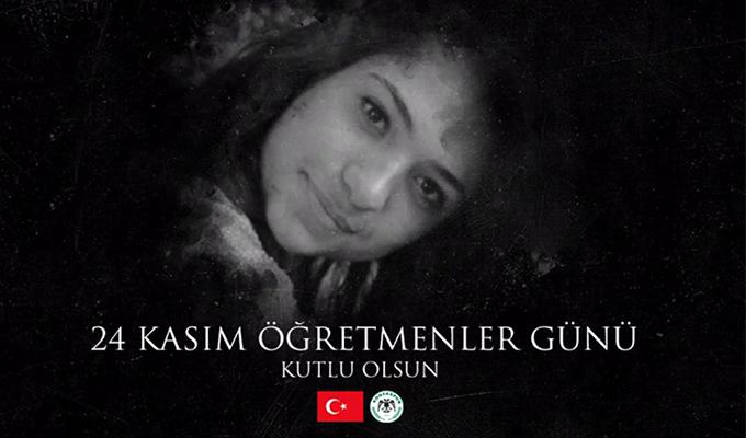 Konya Haber:  Konyasporlu futbolculardan Aybüke öğretmen için klip