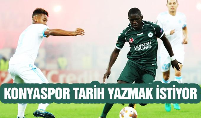 Konya Haber:  Atiker Konyaspor tarih yazmak istiyor