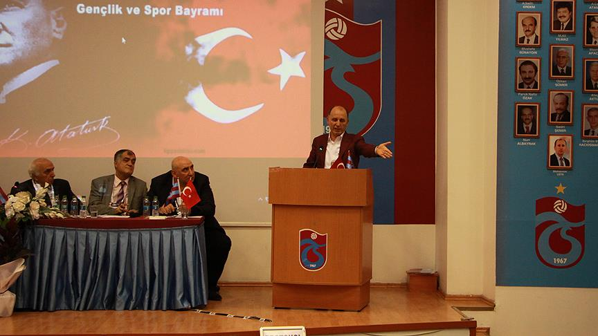 Trabzonspor'da olağan genel kurul toplantısı yapılacak