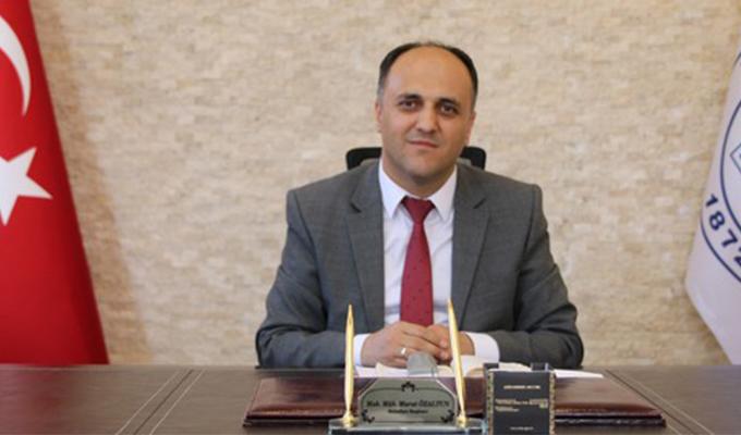 Konya Haber:  Murat Özaltun'un 24 Kasım Öğretmenler Günü mesajı