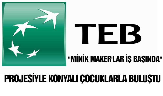 Konya Haber:  TEB,