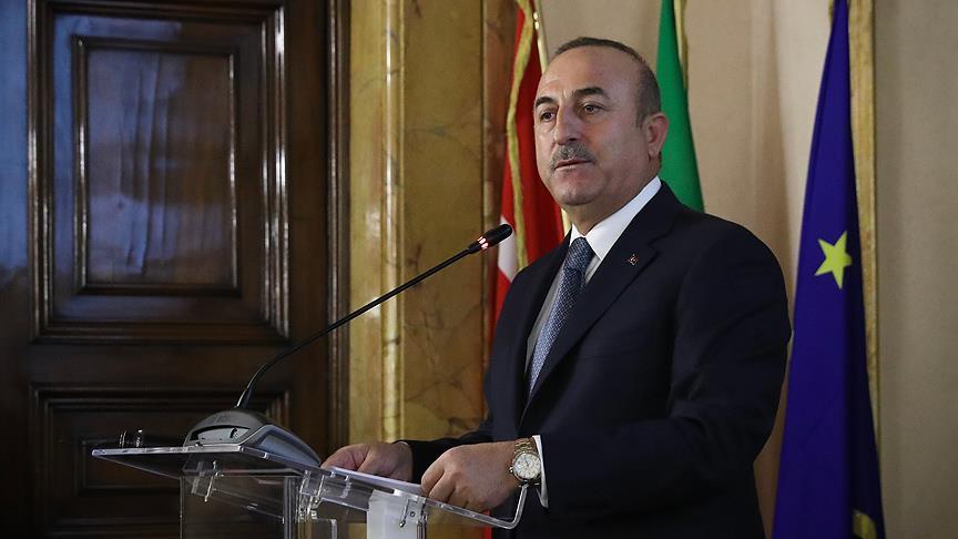 Dışişleri Bakanı Çavuşoğlu: Savunma sistemlerini vermemek için ciddi direnç gösteriliyor