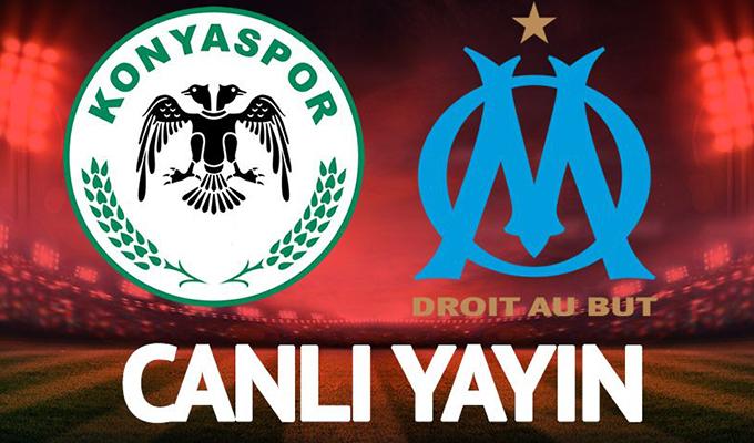 Canlı Anlatım:  Atiker Konyaspor - Marseille