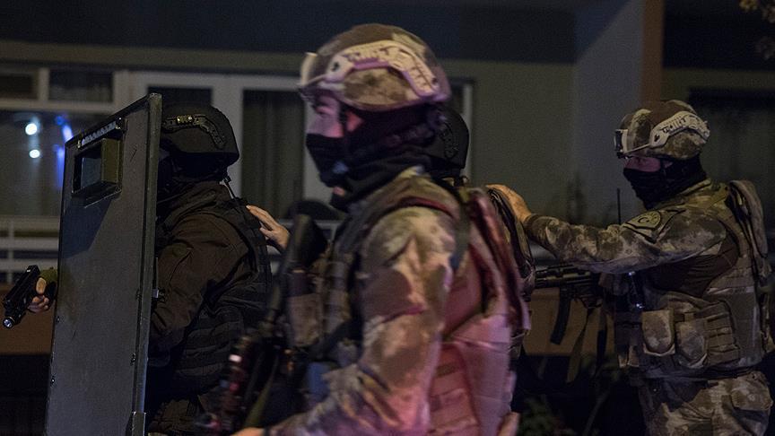 Van'da terör örgütü PKK'ya yönelik operasyon: 31 gözaltı