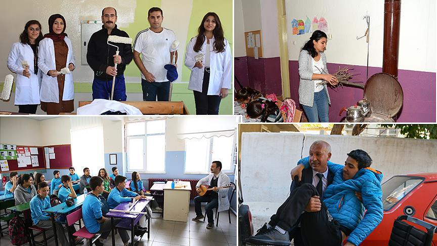 Anadolu'dan öğretmen hikayeleri