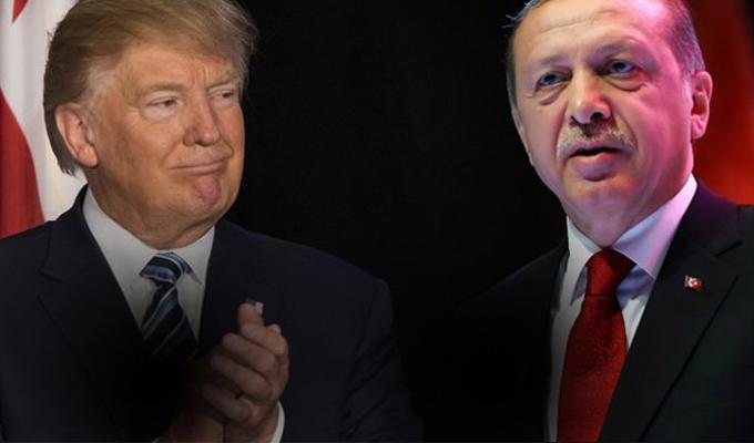 Trump, Cumhurbaşkanı Erdoğan ile görüşecek