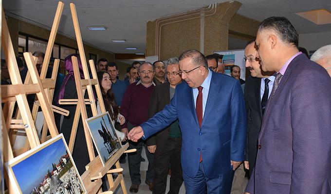 """Konya Haber:  Konya Selçuk'ta """"Balkanlardan Yansımalar"""" sergisi"""
