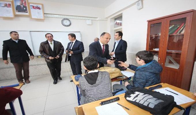 Konya Haber:  Konya Beyşehir'de öğretmenlere anlamlı hediye