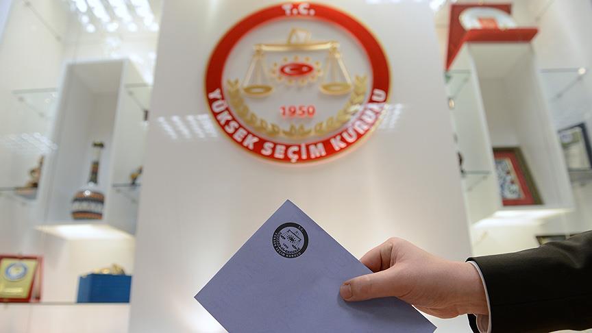 YSK'nın teşkilat yapısına ilişkin değişiklik teklifi komisyonda