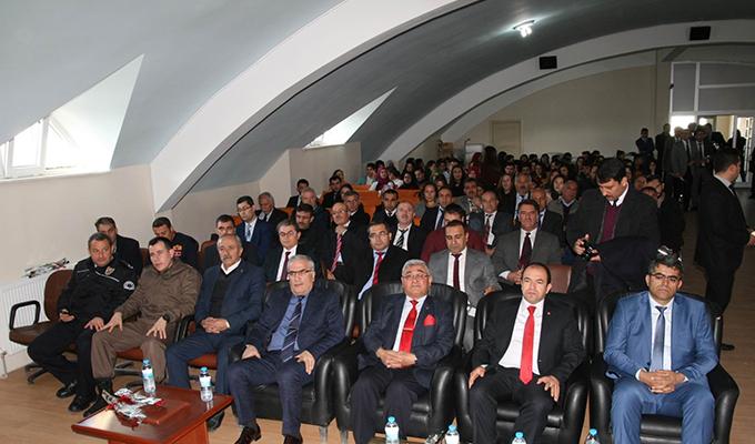 Konya Haber:  Konya Kulu'da 24 Kasım Öğretmen Günü törenle kutlandı