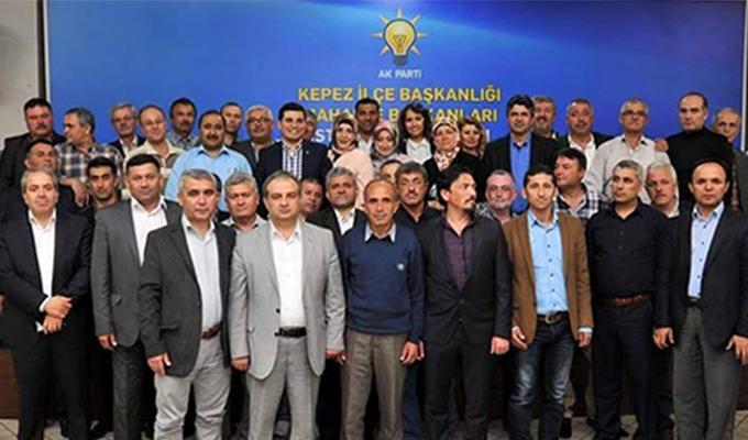 AK Parti Kepez 4. Olağan İlçe Kongresi